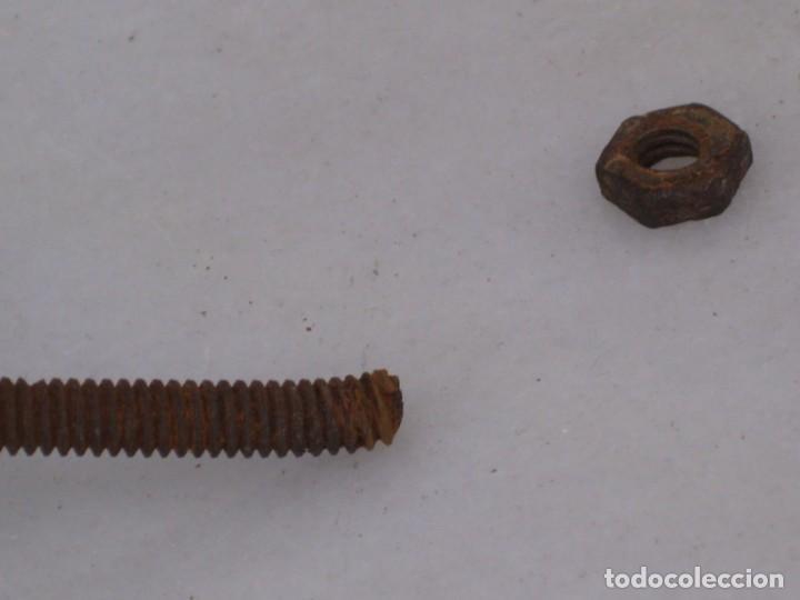 Antigüedades: Antiguo pomo de aluminio. - Foto 3 - 169445072