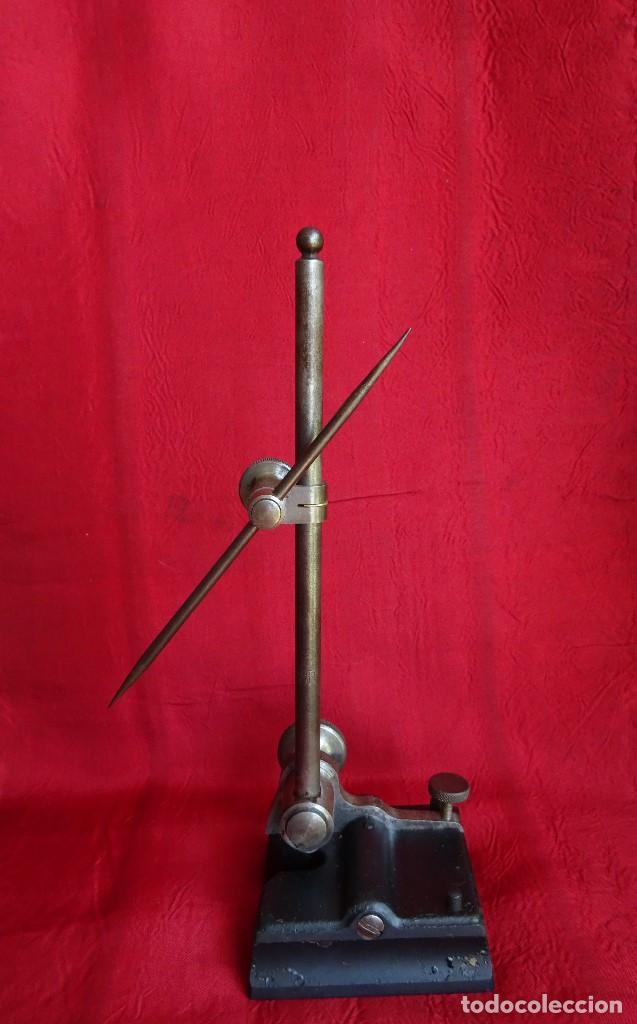 Antigüedades: 2 Medidores de Superficie - Foto 2 - 169461228