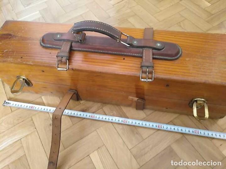 Antigüedades: ANTIGUO PANTOGRAFO M. BERNAL PRECISION MADRID - PANTOGRAPH PANTOGRAPHE KEISANJYAKU - Foto 2 - 169589348