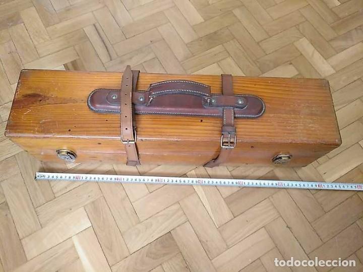 Antigüedades: ANTIGUO PANTOGRAFO M. BERNAL PRECISION MADRID - PANTOGRAPH PANTOGRAPHE KEISANJYAKU - Foto 25 - 169589348