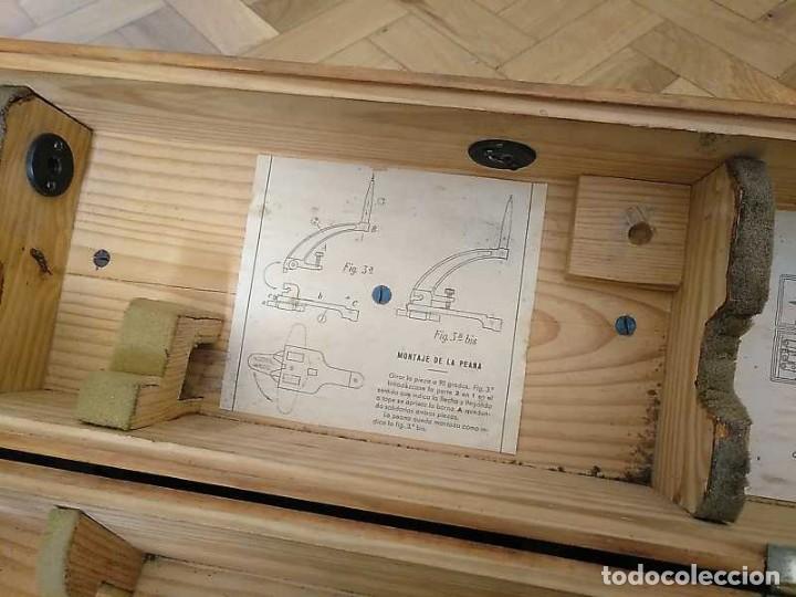 Antigüedades: ANTIGUO PANTOGRAFO M. BERNAL PRECISION MADRID - PANTOGRAPH PANTOGRAPHE KEISANJYAKU - Foto 81 - 169589348