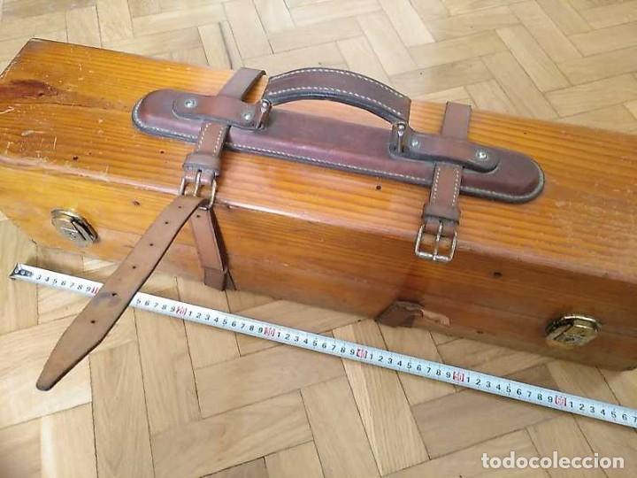 Antigüedades: ANTIGUO PANTOGRAFO M. BERNAL PRECISION MADRID - PANTOGRAPH PANTOGRAPHE KEISANJYAKU - Foto 134 - 169589348