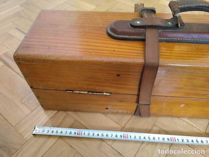 Antigüedades: ANTIGUO PANTOGRAFO M. BERNAL PRECISION MADRID - PANTOGRAPH PANTOGRAPHE KEISANJYAKU - Foto 141 - 169589348