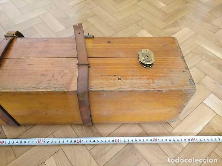 Antigüedades: ANTIGUO PANTOGRAFO M. BERNAL PRECISION MADRID - PANTOGRAPH PANTOGRAPHE KEISANJYAKU - Foto 148 - 169589348