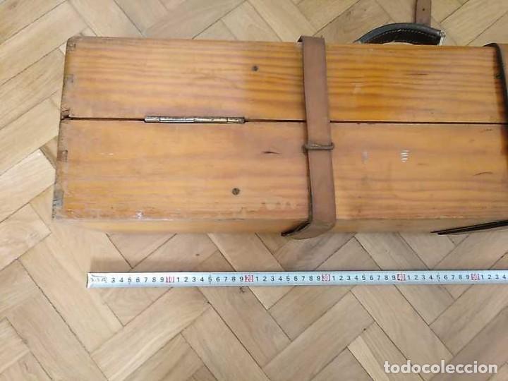 Antigüedades: ANTIGUO PANTOGRAFO M. BERNAL PRECISION MADRID - PANTOGRAPH PANTOGRAPHE KEISANJYAKU - Foto 152 - 169589348