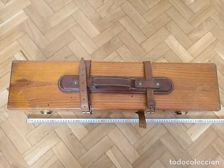 Antigüedades: ANTIGUO PANTOGRAFO M. BERNAL PRECISION MADRID - PANTOGRAPH PANTOGRAPHE KEISANJYAKU - Foto 157 - 169589348