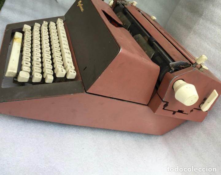 Antigüedades: Máquina de escribir Optima - Foto 5 - 169613840