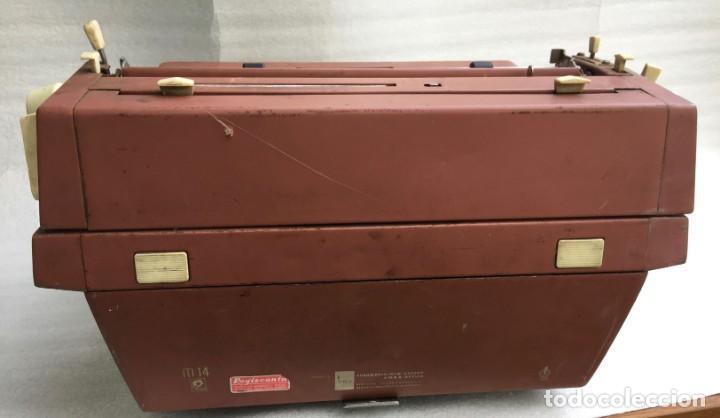 Antigüedades: Máquina de escribir Optima - Foto 8 - 169613840