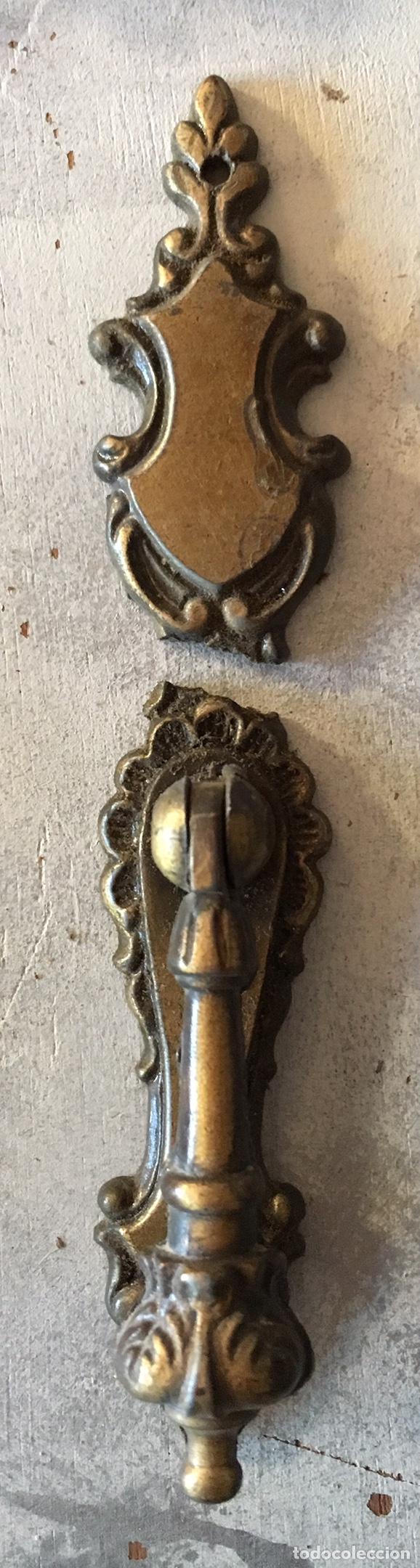 Antigüedades: LOTE DE 18 TIRADORES PARA ARMARIO - Foto 4 - 169825660