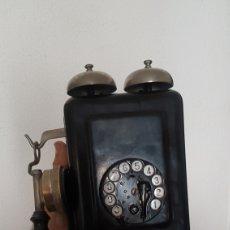 Teléfonos: BONITO TELÉFONO DE ÉPOCA PP SIGLO XX XIX. Lote 169865213