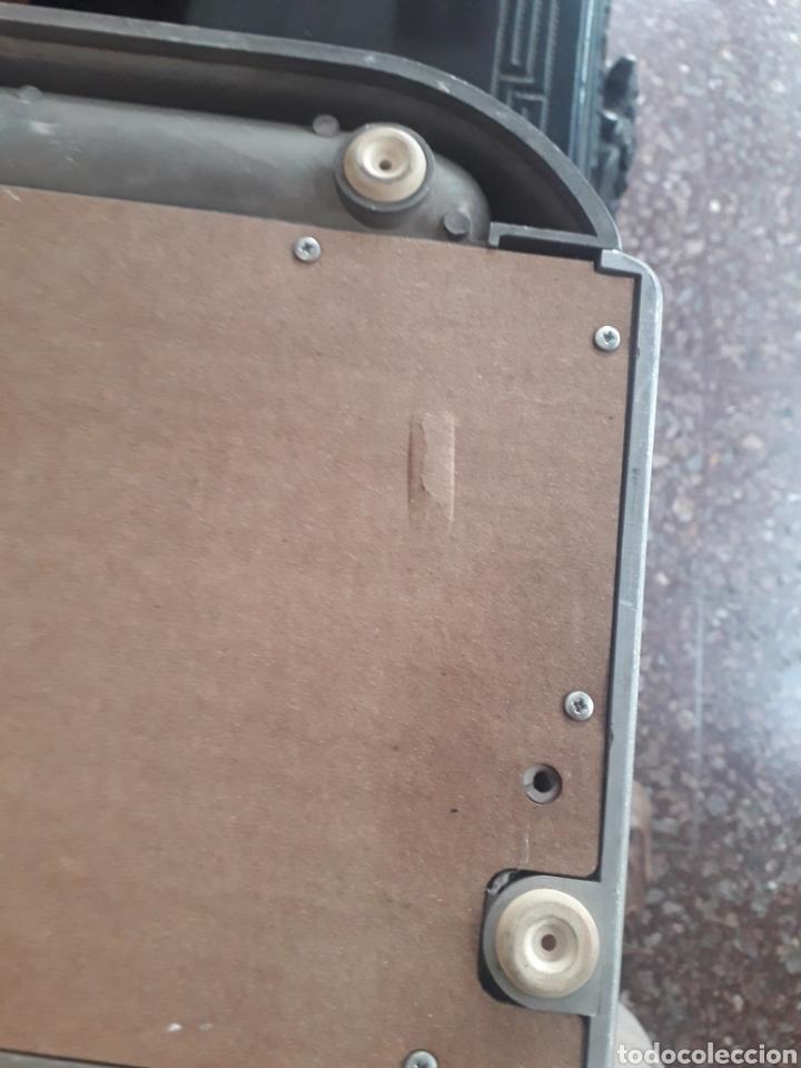 Antigüedades: Máquina de escribir Braille Perkins Brailler - Foto 12 - 194271025