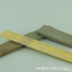 Antigüedades: ANTIGUA REGLA DE CALCULO CON FUNDA ALEMANIA MEISSNER K G. Lote 169982156