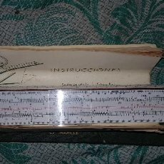 Antigüedades: REGLA FABER CASTELL. Lote 170094028