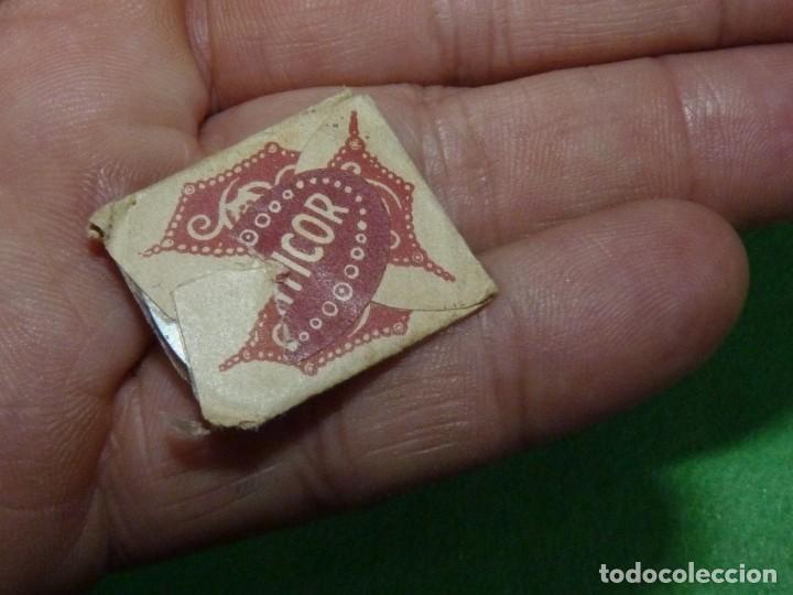 Antigüedades: Antigua Maquinilla de Afeitar en Estuche Original ANTICOR - Foto 8 - 170125604