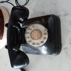 Teléfonos: TELÉFONO DE BAQUELITA. Lote 170163700