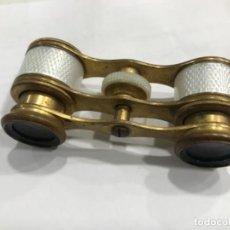 Antigüedades: ANTIGUOS BINOCULARES DE TEATRO. Lote 170324828