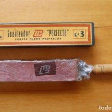 Antigüedades: SUAVIZADOR DE BARBERO. Lote 170338656