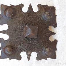 Antigüedades: CLAVO ANTIGUO EN HIERRO FORJADO - SIGLO XVII - XVIII. 2. Lote 170349968