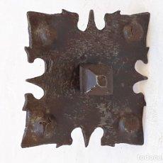 Antigüedades: CLAVO ANTIGUO EN HIERRO FORJADO - SIGLO XVII - XVIII. 4. Lote 170350940