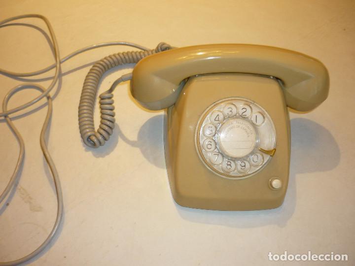 TELEFONO SOBREMESA HERALDO - CTNE (Antigüedades - Técnicas - Teléfonos Antiguos)