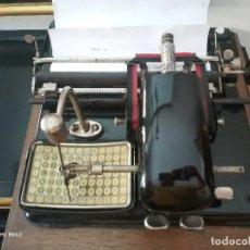 Antigüedades: MAQUINA DE ESCRIBIR AEG MIGNON AÑOS 1910/1920. Lote 170491216