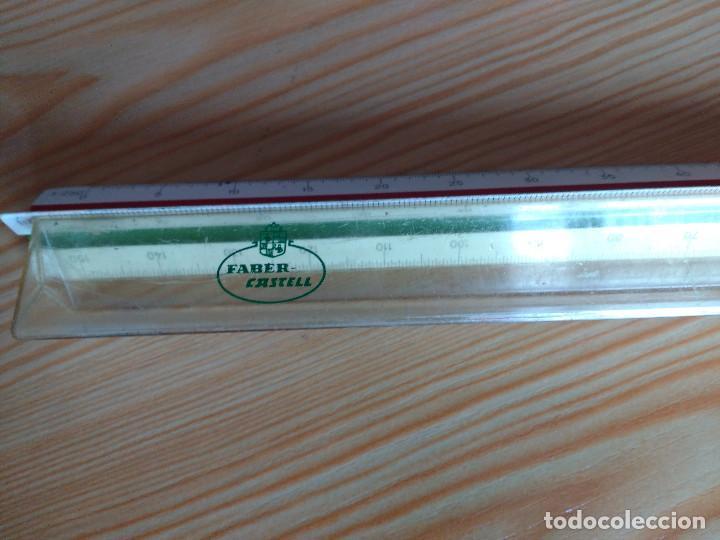 Antigüedades: ESCALIMETRO FABER-CASTELL 883-B - Foto 8 - 170515860