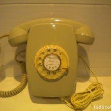 Teléfonos: TELÉFONO HERALDO PARED GRIS DE RUEDA. Lote 170568304