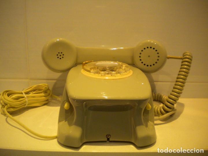 Teléfonos: Teléfono Heraldo pared gris de rueda - Foto 2 - 170568304