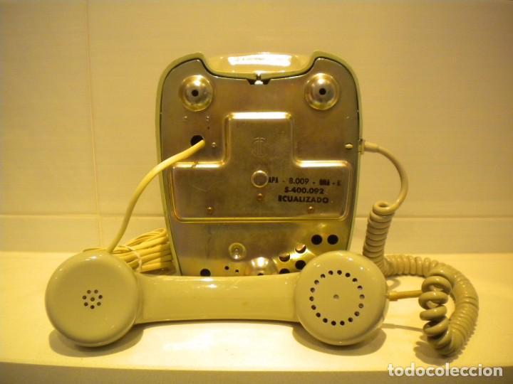 Teléfonos: Teléfono Heraldo pared gris de rueda - Foto 3 - 170568304