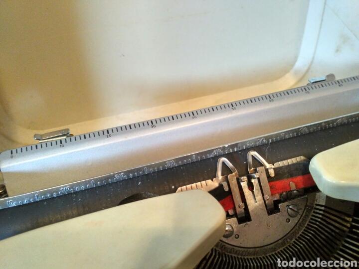 Antigüedades: Maquina de escribir Mitoral 1500 - Foto 5 - 170844827