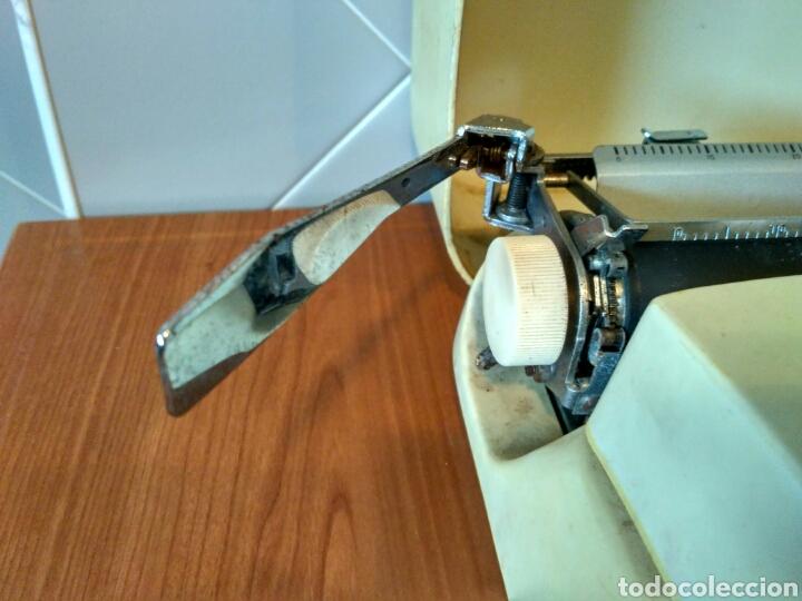 Antigüedades: Maquina de escribir Mitoral 1500 - Foto 6 - 170844827