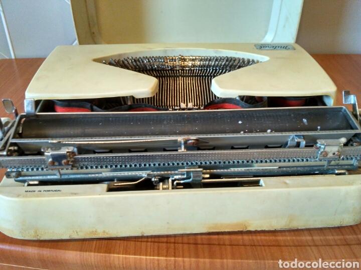Antigüedades: Maquina de escribir Mitoral 1500 - Foto 8 - 170844827