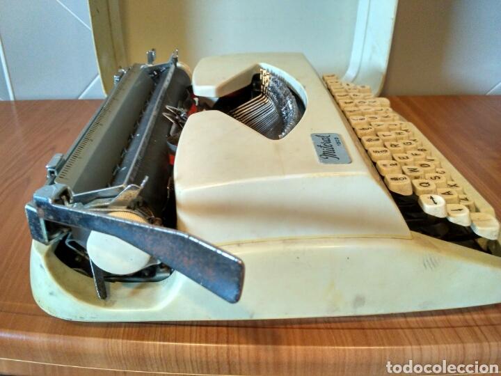 Antigüedades: Maquina de escribir Mitoral 1500 - Foto 9 - 170844827
