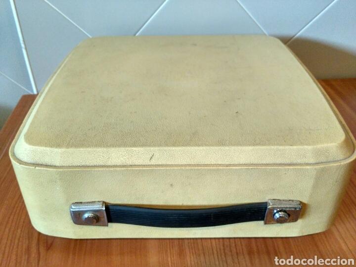Antigüedades: Maquina de escribir Mitoral 1500 - Foto 11 - 170844827