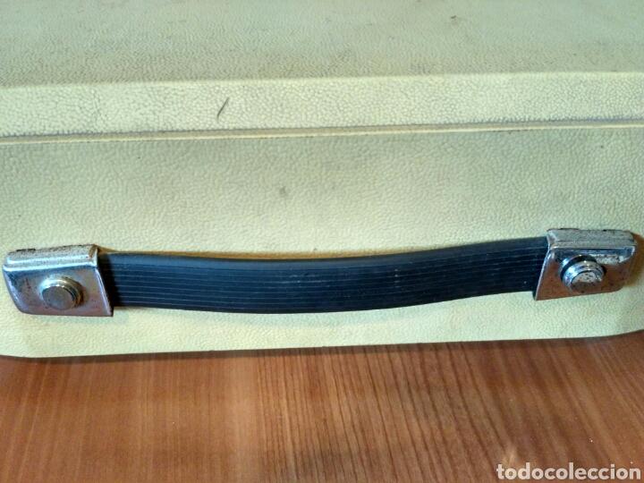 Antigüedades: Maquina de escribir Mitoral 1500 - Foto 12 - 170844827