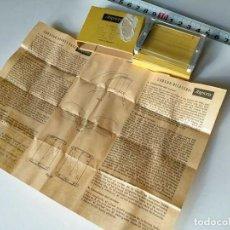 Antigüedades: CURSOR ARISTO L 0968 PARA REGLA DE CALCULO CALCULADORA RUNNER SLIDE RULE RECHENSCHIEBER STUDIO 968. Lote 170967494