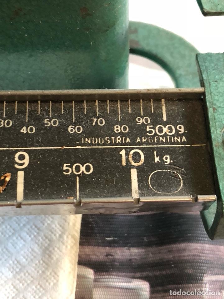 Antigüedades: Bonita báscula mauthe, industrias argentinas - Foto 5 - 170980697