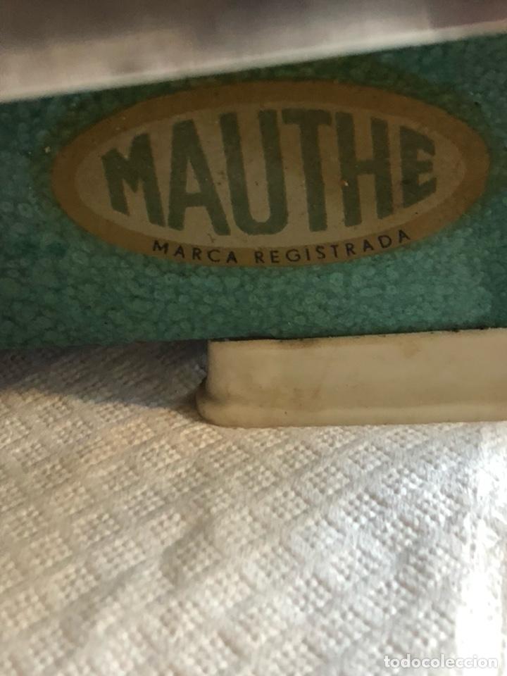 Antigüedades: Bonita báscula mauthe, industrias argentinas - Foto 6 - 170980697