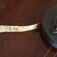 Antigüedades: ANTIGUA CINTA METRICA. Lote 171014612