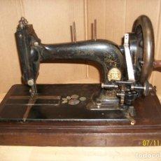Antigüedades: ANTIGUA MAQUINA DE COSER FRANCESA-FUNCIONA. Lote 171029437