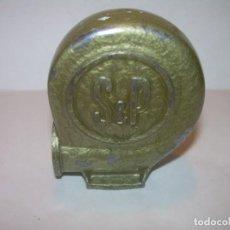 Antigüedades: ANTIGUA CINTA METRICA METALICA.. Lote 171029489