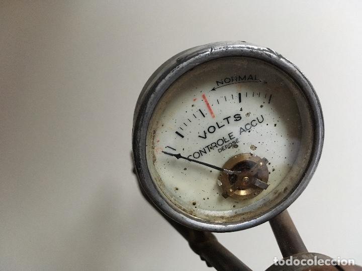 Antigüedades: Antiguo comprobador de Voltajes de las baterías - Foto 3 - 171070113