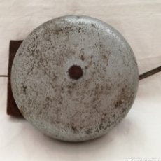 Antigüedades: ANTIGUO TIMBRE CAMPANA DE COLEGIO.. Lote 171121840