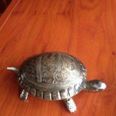 Antigüedades: TIMBRE TORTUGA OBSEQUIO DE CHELMAR. Lote 171130239