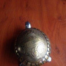 Antigüedades: TIMBRE TORTUGA OBSEQUIO DE CHELMAR. Lote 171130649