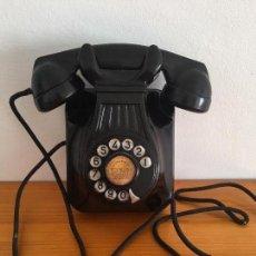 Teléfonos: TELÉFONO DE BAQUELITA. Lote 171268143