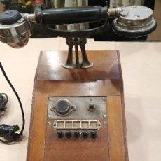 Teléfonos: ANTIGUO TELEFONO DE CENTRALITA. Lote 171305713