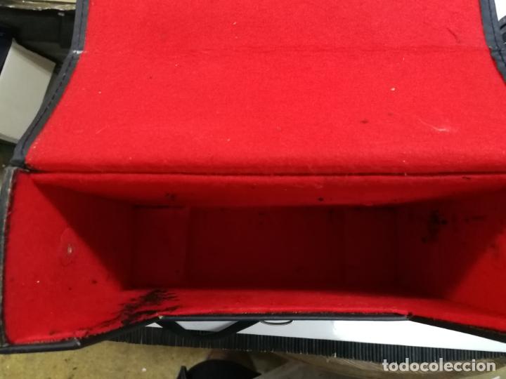 Antigüedades: CAMARA SUPER 8 MIRAGE 20 SUPER EIGHTREFLEX ZOOM. incluye maletín - Foto 14 - 171346072