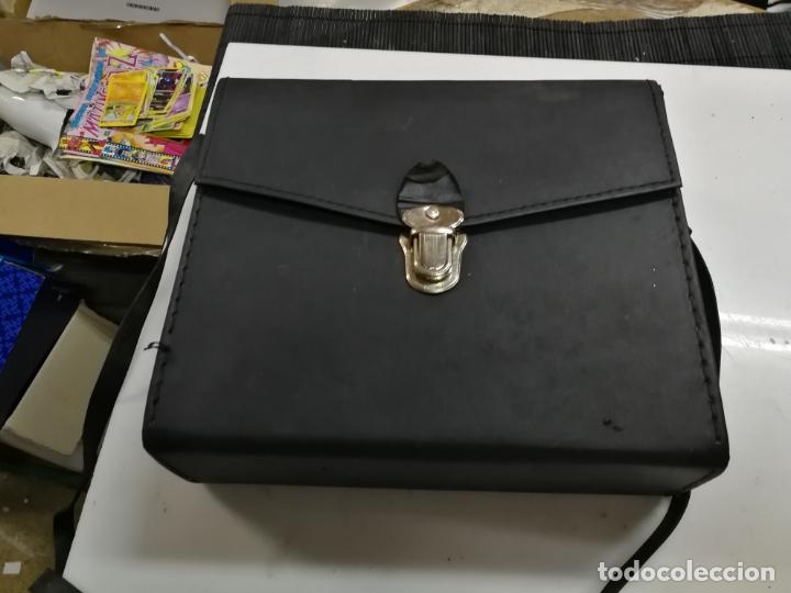 Antigüedades: CAMARA SUPER 8 MIRAGE 20 SUPER EIGHTREFLEX ZOOM. incluye maletín - Foto 15 - 171346072