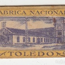 Antigüedades: ANTIGUA HOJA AFEITAR FABRICA NACIONAL TOLEDO. Lote 171356855
